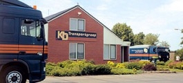 Koning & Drenth bedrijfspand